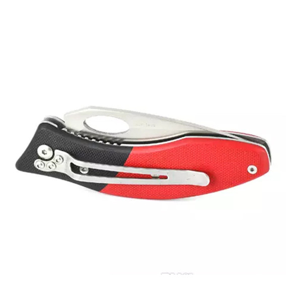 Enlan Bee L06-1 G10 Handle Stainless Steel Folding Knife with Clip