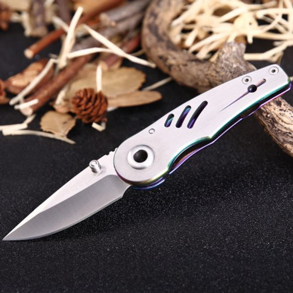 Enlan M01 Small Folding Knife 8Cr13MoV Blade Pocket Knife With Clip Outdoor Hunting Camping Survival EDC Utility Kitchen Tool