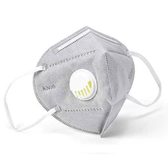 Reusable KN95 Respirator Mask Valved N95 Dustproof Anti-fog Breathable Face Masks 95% Filtration Masks with Filter