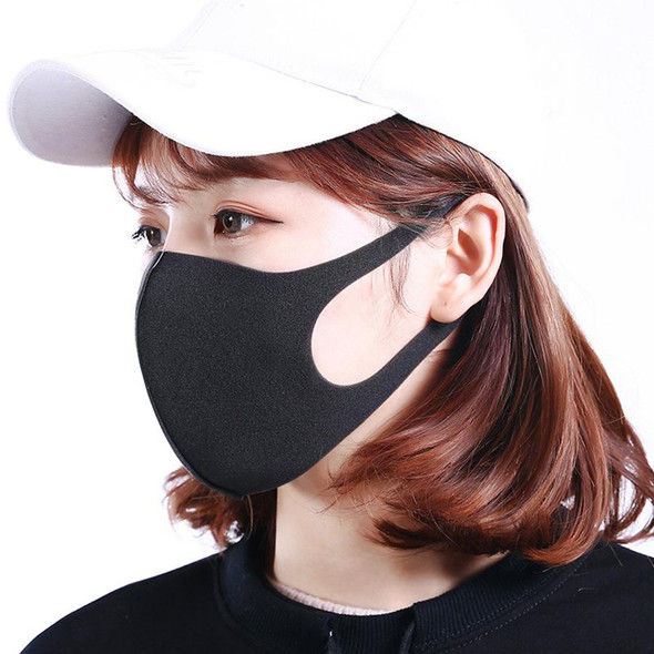 Anti Dust Face Mouth Cover PM2.5 Mask Respirator Dustproof Anti-bacterial Washable Reusable Ice Silk Cotton Masks