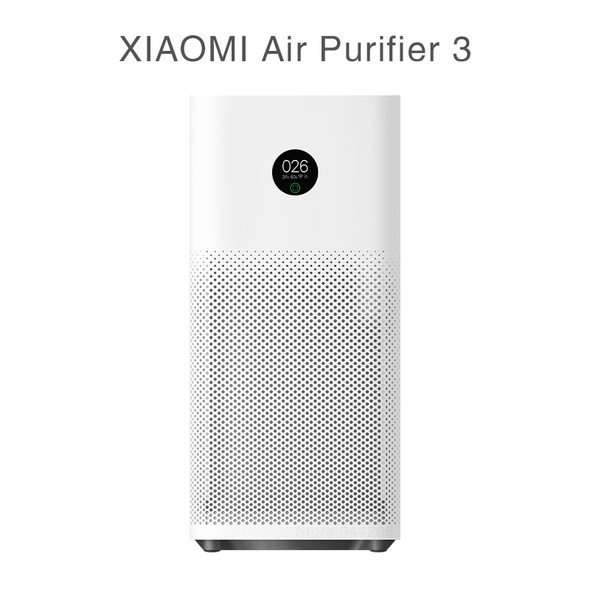 Xiaomi Mijia Air Purifier 3 3H sterilizer addition Formaldehyde wash cleaning Intelligent Household Hepa Filter Smart APP WIFI