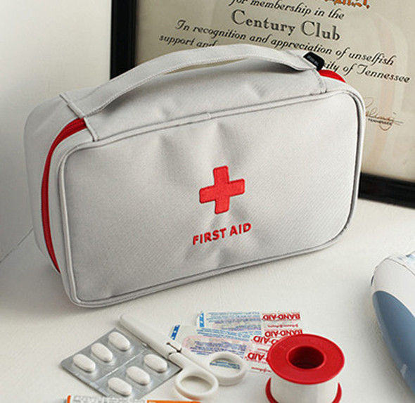 Pill Box First Aid Medical Bag Outdoor Rescue Emergency Survival Treatment Bags Health Care