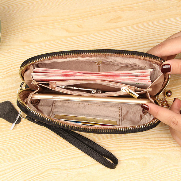 Ladys Handbag Car Keypack Zipper Organ Multi-Card Bag Credit Card Sets Coin Purse