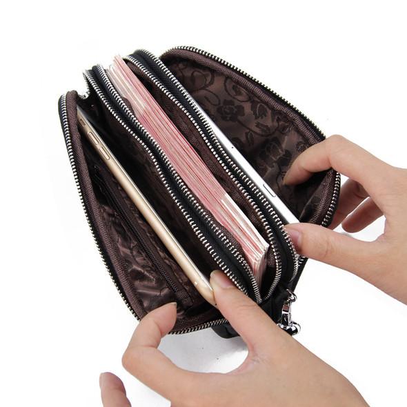 Lady handbag Multi-Card Bag Credit Card Sets Coin Purse Leather Wallet