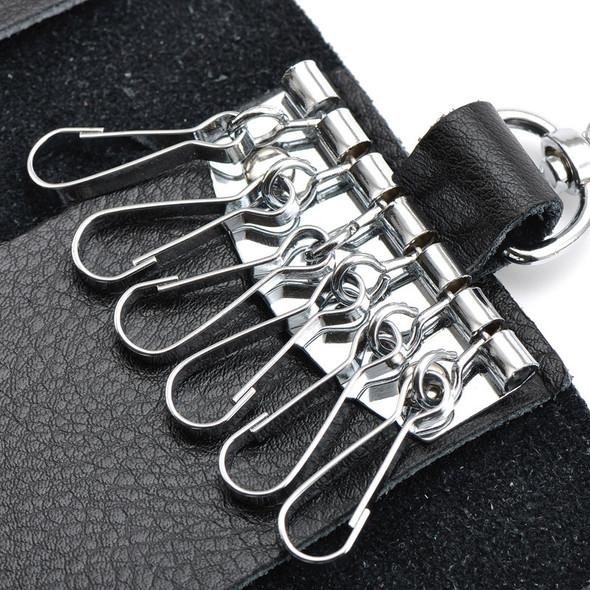 Car keypack The multifunctional bag Universal bag for men and women Waist padlock key pack Dermal waistband Men's multi-function keypack