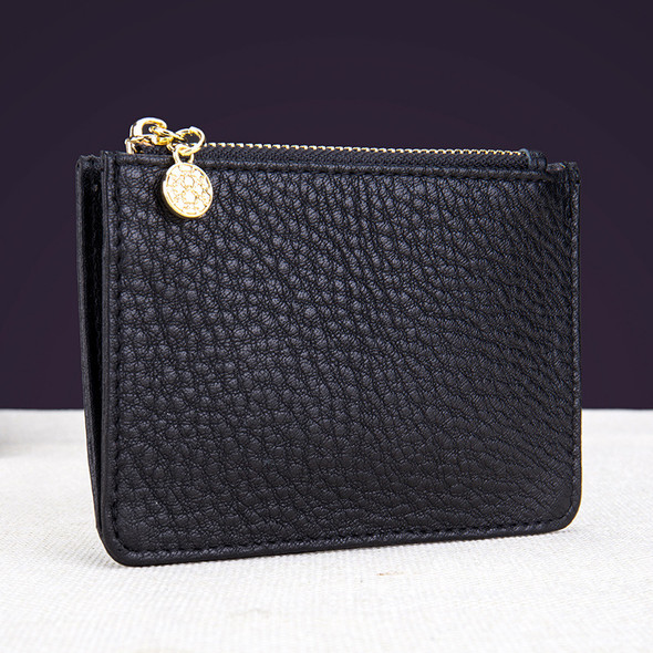 Coin bag Women's New Zero Wallet Small card bag Multiple card pocket Credit card holder Clutch bag