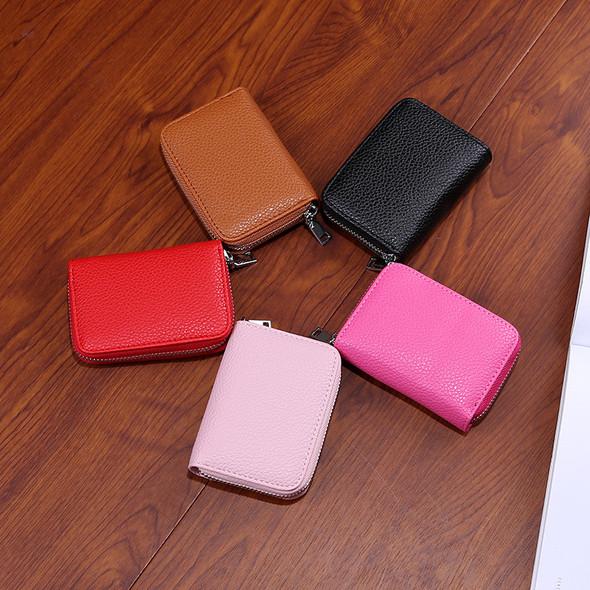 Japan and South Korea card package Organ clip Credit card sets Small wallet Card bag Horizontal and Vertical Pack