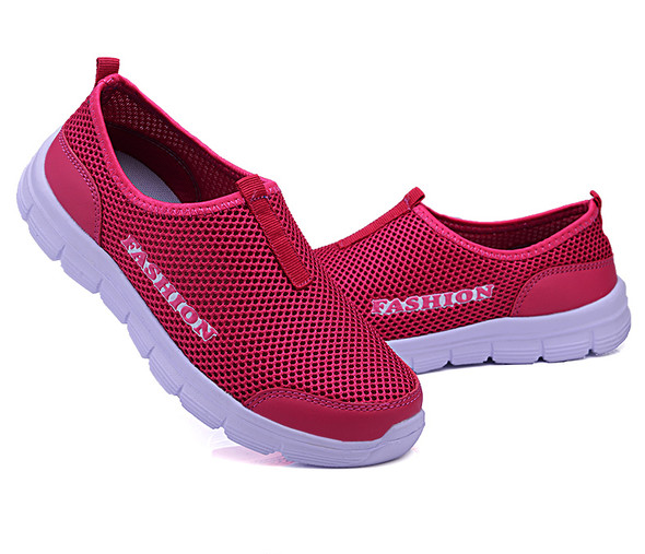 Women Sandals Women Casual Shoes Lightweight Breathable Water Slip-on Shoes Women Sneakers Sandalias Mujer