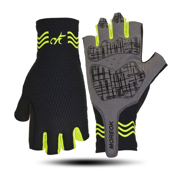 road bike gloves with wrist support