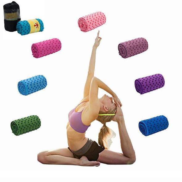 yoga mats towel blankets