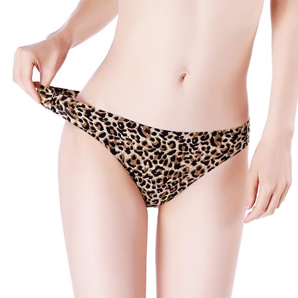 Womens Lce Silk Seamless Sexy Thong Shorts