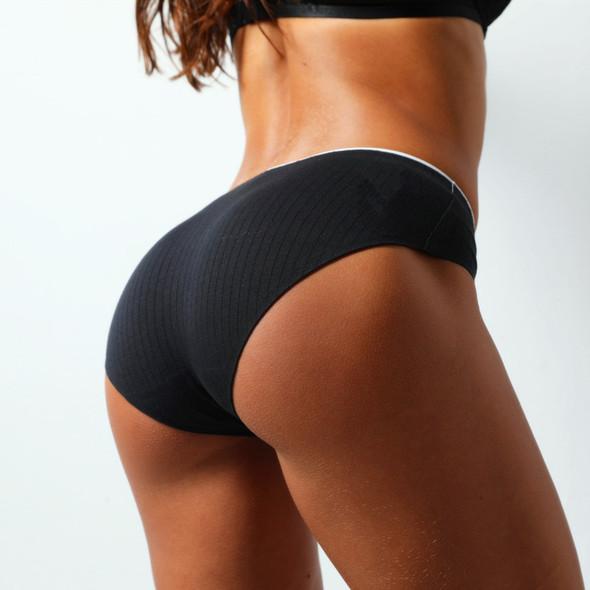 Womens Cotton Crotch Antibacterial Traceless Panties