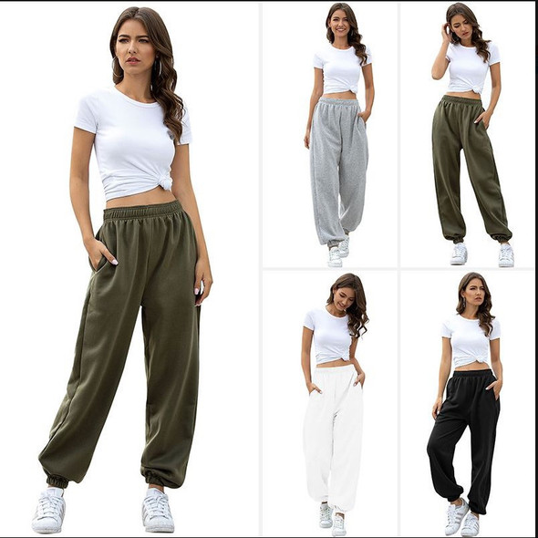 Womens Basic Trousers For Leisure Sports