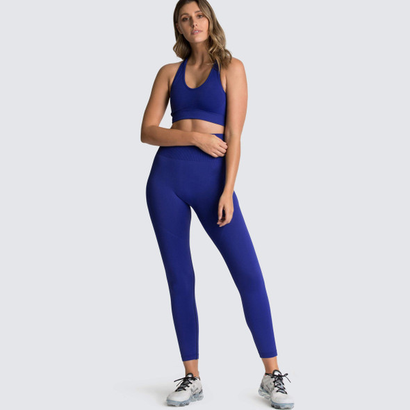 Yoga Fitness Suit High Waist Women Sportswear