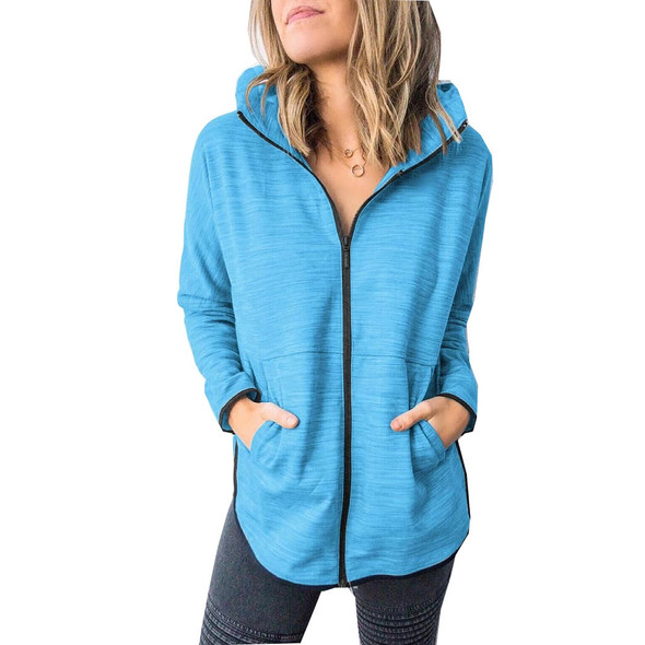 Spring Sport Jacket Autumn Sweatshirt Women's Cardigan