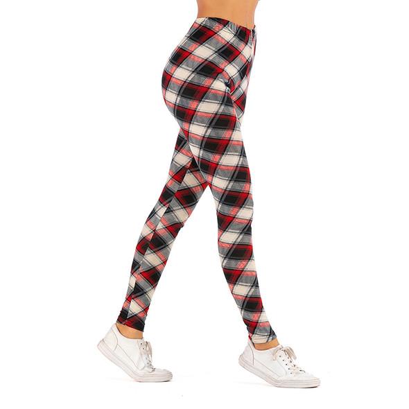 Printed Trousers leggings Women Pencil Pants