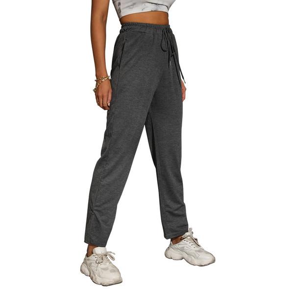 High Waist Trousers Women Sport pants