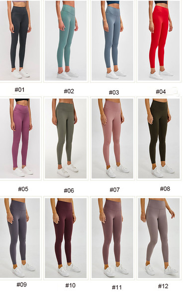 Women's High-waist Hip-lifting Yoga Pants