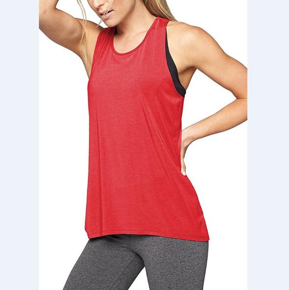 Fashion Casual Women Cross Yoga Vest