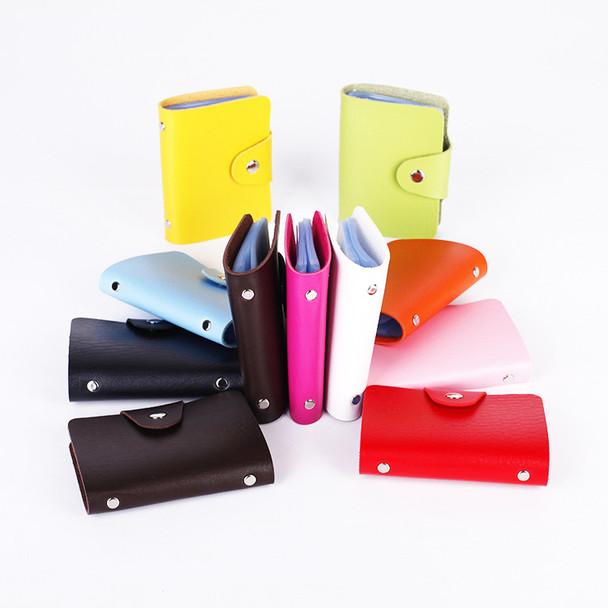 women fashional card slots bags