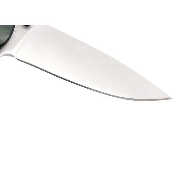 Bee Enlan L04GN Micarta Handle EDC Pocket Folding Knife Outdoor Camping Survival Tools