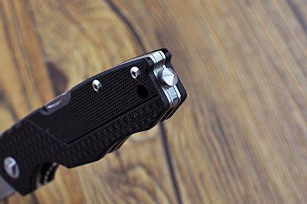 Enlan EL-19 Ball Bearing Folding Knife Blade Tactical Pocket Knives Camping Hunting Survival Knife EDC Outdoor Tools