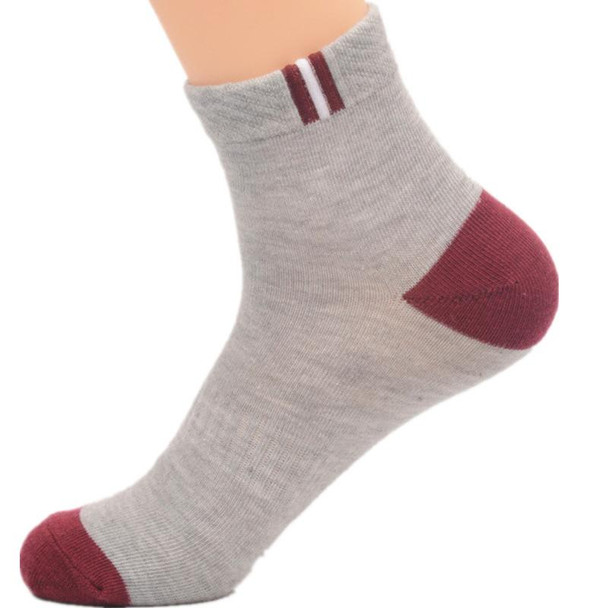 Summer Mens Black Socks Cotton White Socks Male Soild Mesh Socks