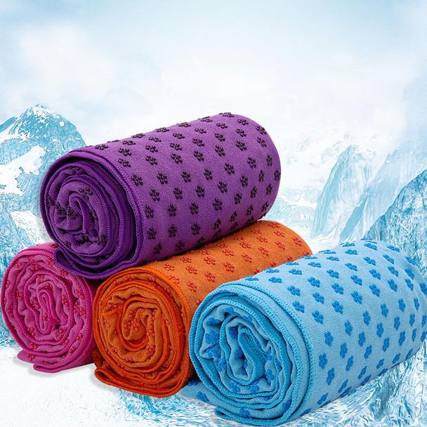 easily clean yoga mats