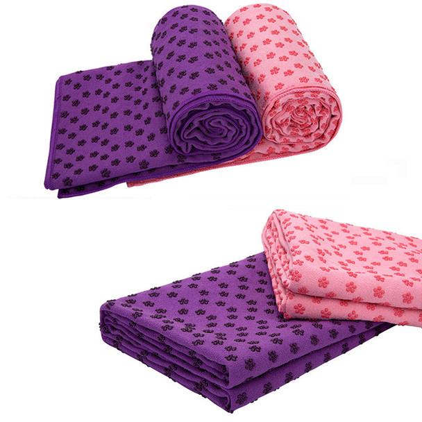 hot yoga mat towel