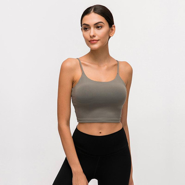 Solid Color Women Yoga Bra Shirts Sports Vest Fitness Tops Sexy Underwear Lady Tops Yoga Sports Bra