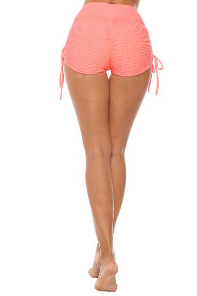 Summer Bubble Shorts Sexy Yoga Pants