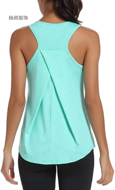 Summer Sports Vest Quick-drying Yoga Tank Tops