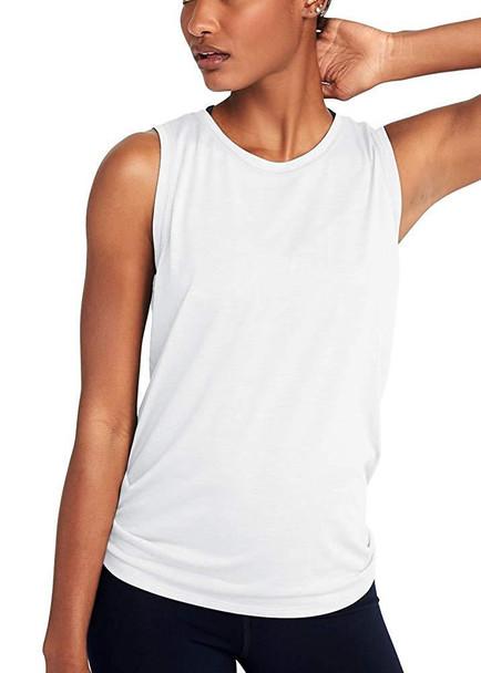 Summer Sports Vest Women's T-shirt Fitness Yoga Vest