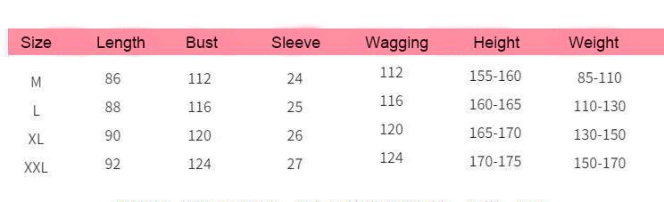 Womens lingerie sleepwear size chart k74