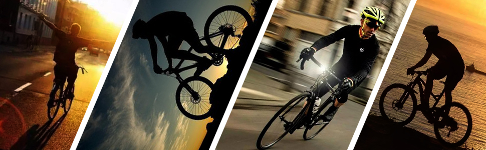 moreok bike gloves
