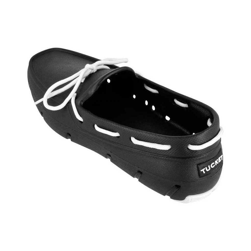 Black & White Deck Shoe