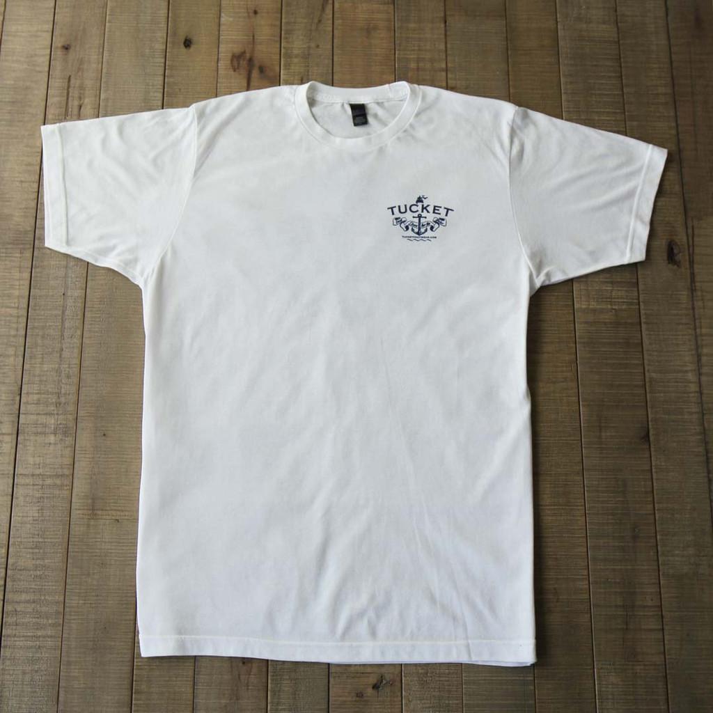Tucket Classic T-Shirt - White