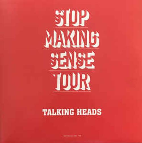 """Talking Heads """"Stop Making Sense Tour"""" 2 Album Set"""