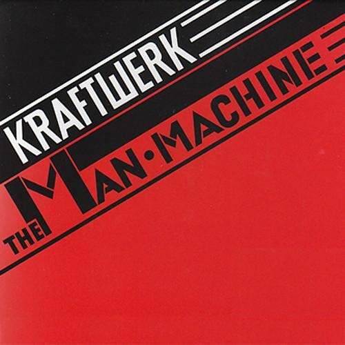 """Kreftwerk """"The Man Machine"""" - Red Vinyl LP"""