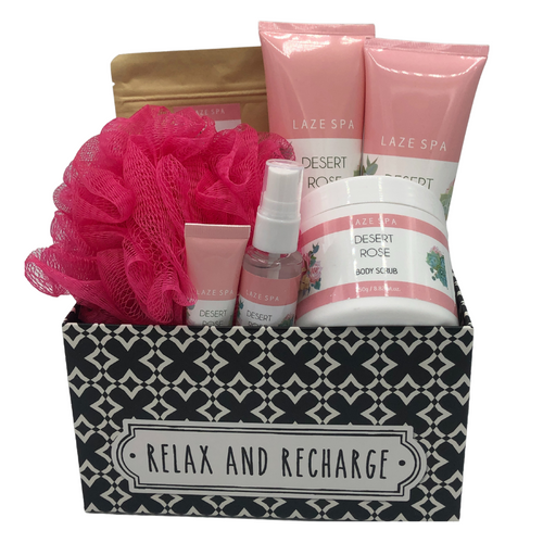 Relax and Recharge Gift Box