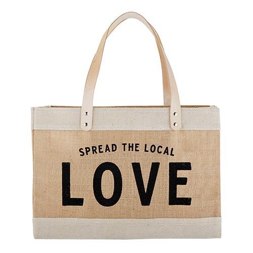 Market Tote - Spread The Local Love