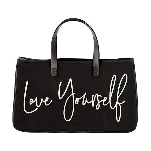 Canvas Tote - Love Yourself