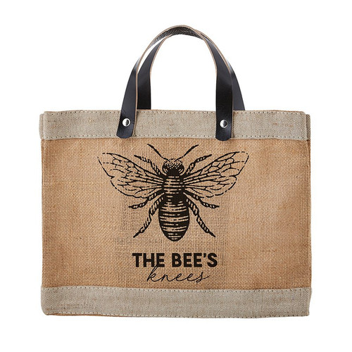 Mini Market Tote - The Bee's Knees