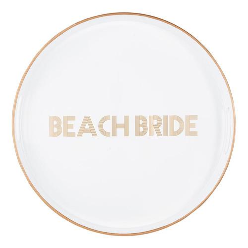 Beach Bride Tray