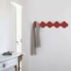 Magnuson Ona Coat Rack - Red - In Use