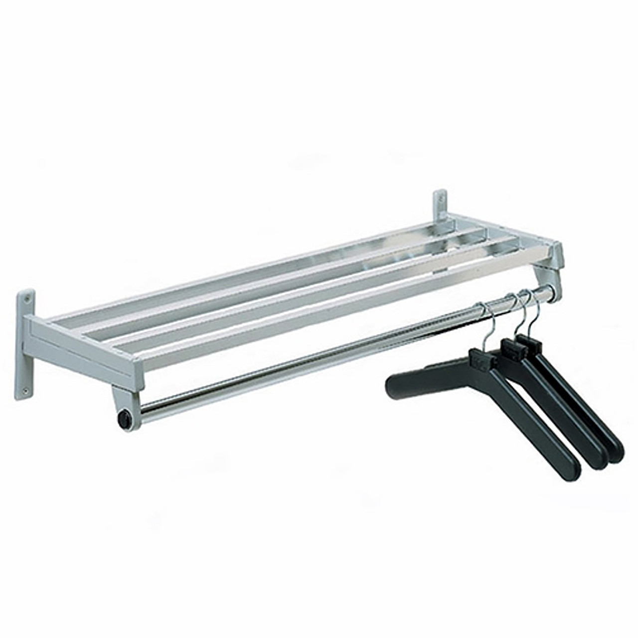 Magnuson DS-HA Aluminum Coat Racks