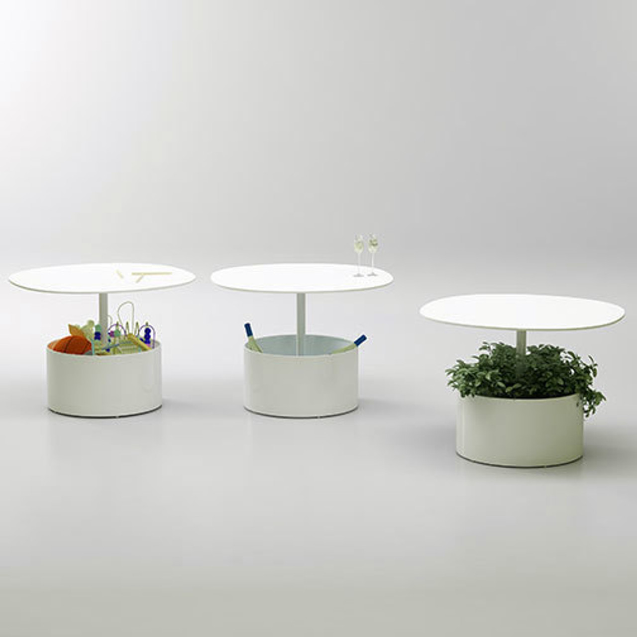 Magnuson Laura Planter Tables