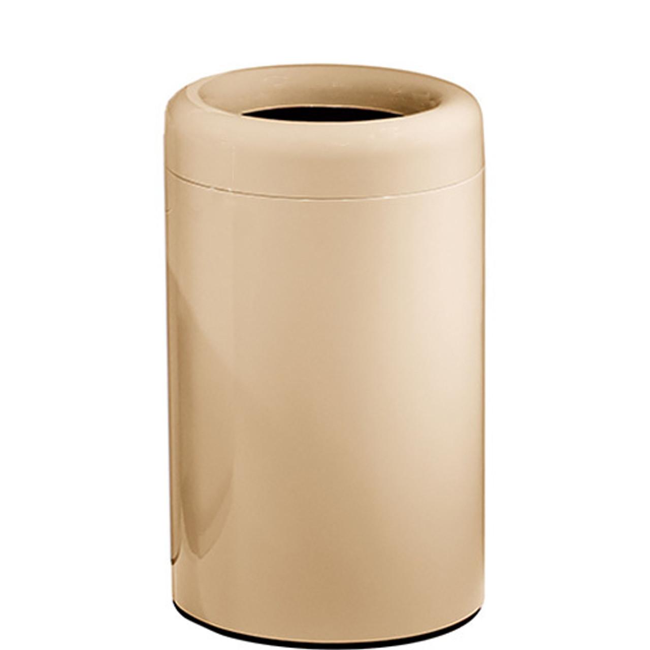 Peter Pepper Fiberglass Trash Cans