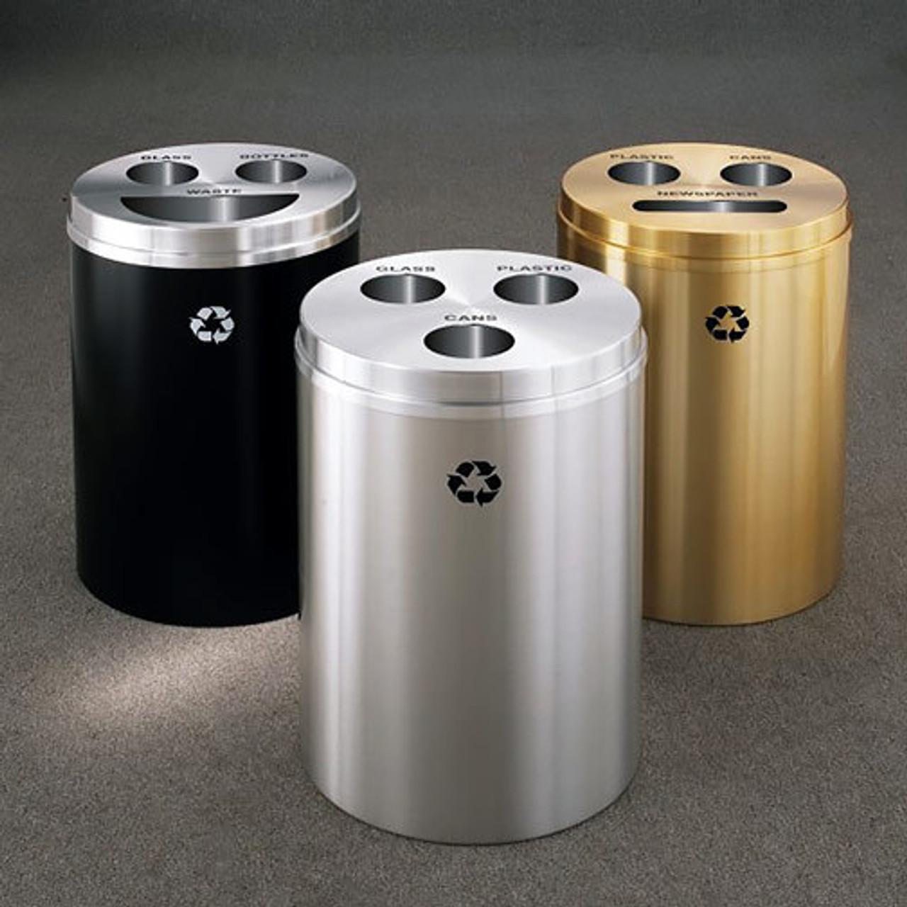 Glaro Recycling Bins - Singles & Combos