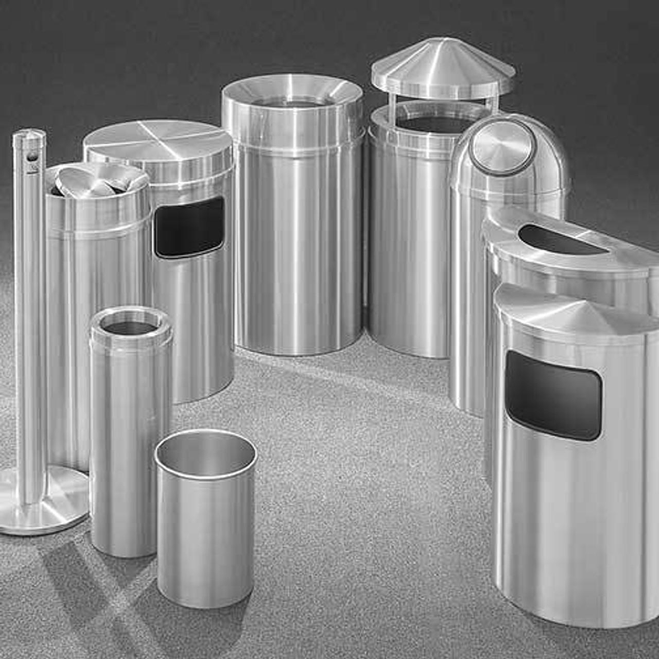 Glaro Waste Receptacles - New Yorker Series